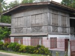 Casa hispano-filipina en Baclayon (Bohol)